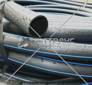 Труба полиэтиленовая ПЭ 50 мм в Бишкеке
