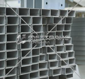 Труба стальная прямоугольная в Бишкеке