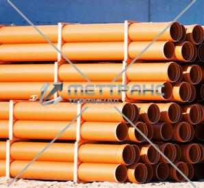 Труба ПВХ НПВХ 200 мм в Бишкеке