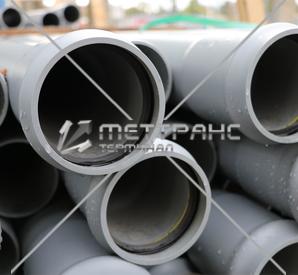Труба канализационная 100 мм в Бишкеке