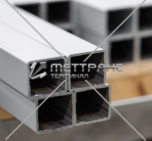 Профиль алюминиевый квадратный в Бишкеке