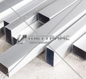 Профиль алюминиевый прямоугольный в Бишкеке