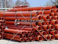Труба полиэтиленовая ПЭ 110 мм в Бишкеке № 7